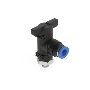 Angled Combo Valve by BLICK INDUSTRIES