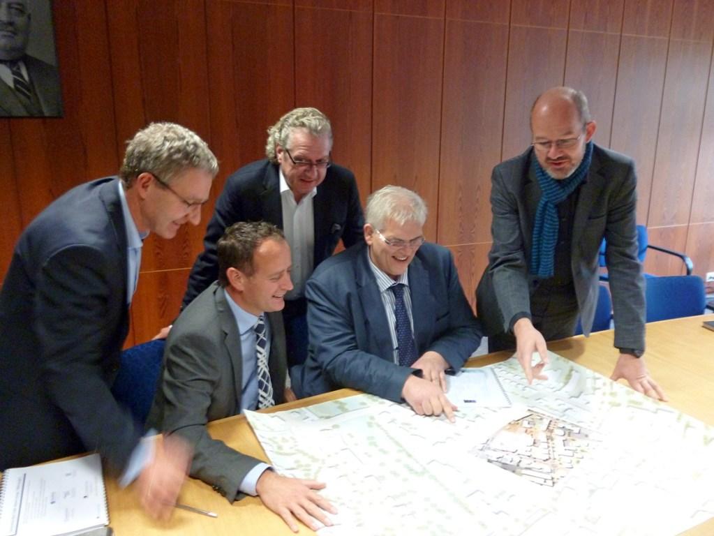 Brückencenter: Anleger aus Fernost vertrauen auf Arnsberg