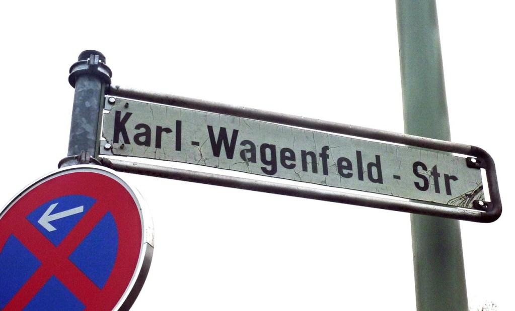 Wagenfeld und Kahle sollen von Straßenschildern verschwinden