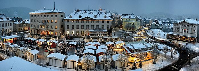 """Weihnachtsmarkt lockt erstmals mit """"Lebender Krippe"""""""