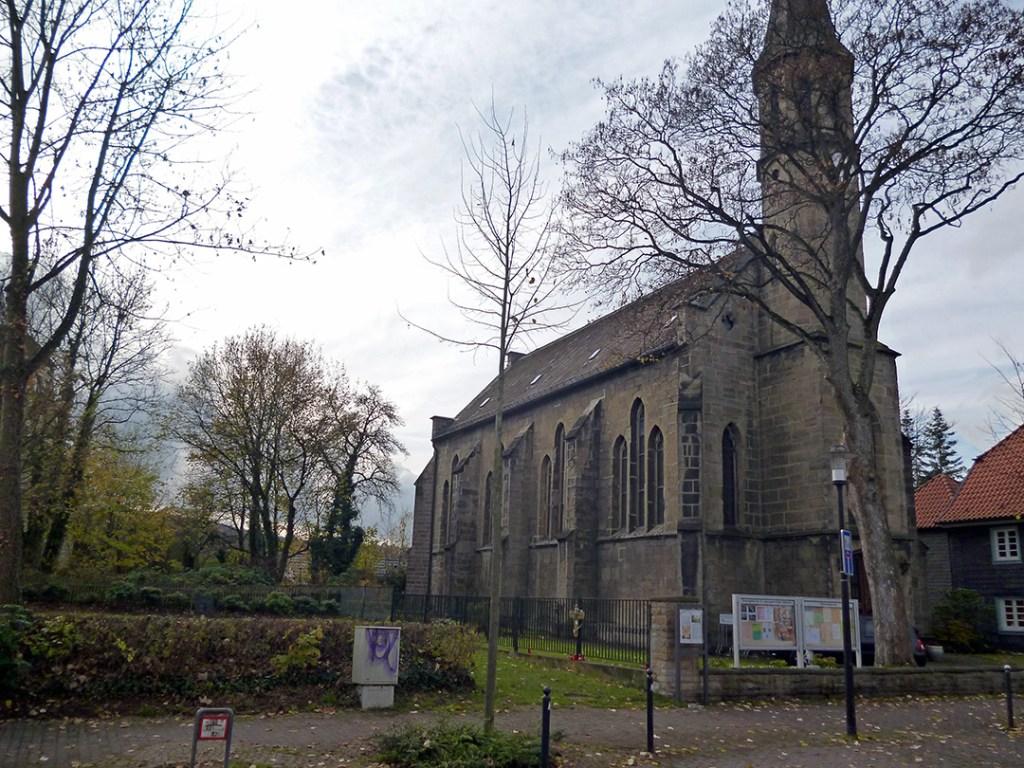 Thema Christuskirche bewegt das Strohdorf