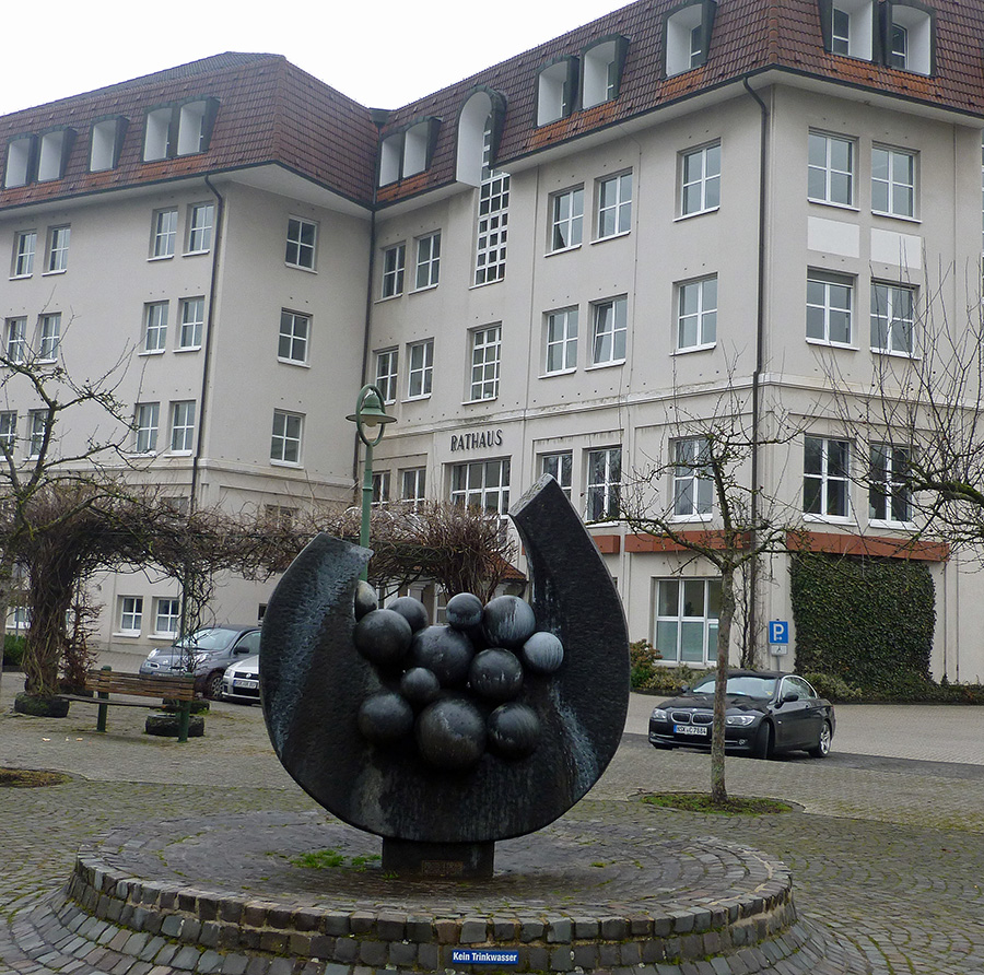 Rathaus-Mannschaft neu aufgestellt und kompakter