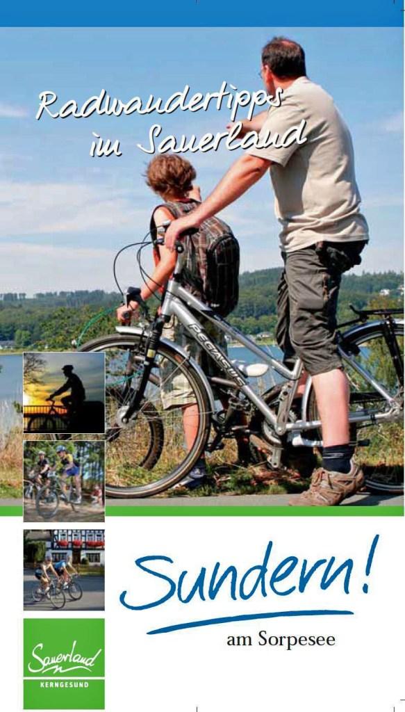 Stadtmarketing gibt Radwandertipps für Sundern