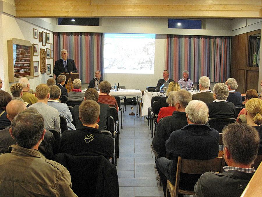 Erste Wennigloher Bürgerversammlung ein gelungener Start