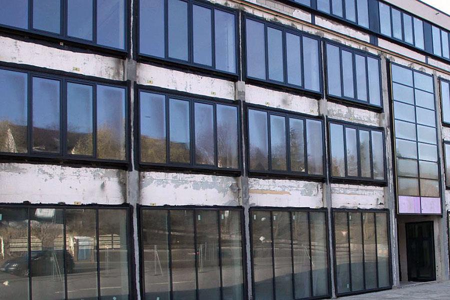 Das Gastwelten-Gebäude an der Mescheder Straße in unmittelbarer Nähe des Rathauses. (Foto: Gastwelten GmbH)