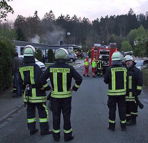 Wohnungsbrand in Langscheid fordert Menschenleben