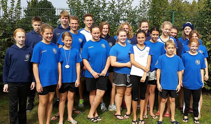 Gelungenes Wochenende für Schwimmer des SV Neptun
