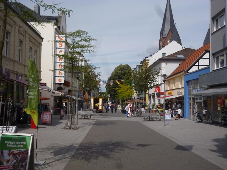 """Neheim soll """"kein Karstadt der Einkaufsstädte werden"""""""