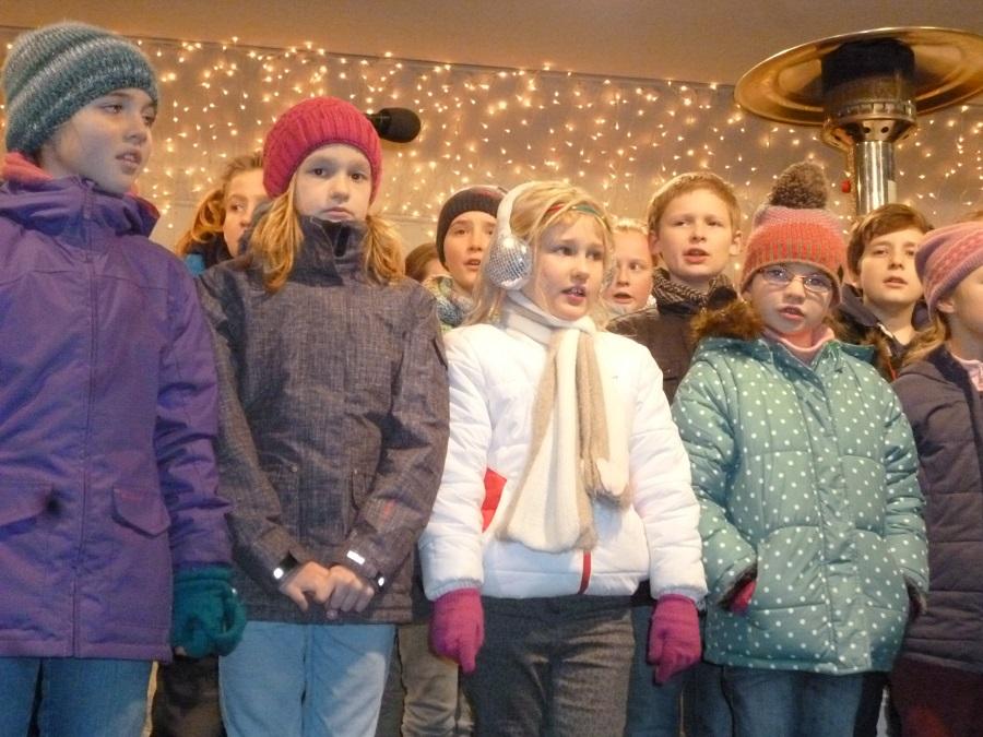 Der 22. Arnsberger Weihnachtsmarkt läuft