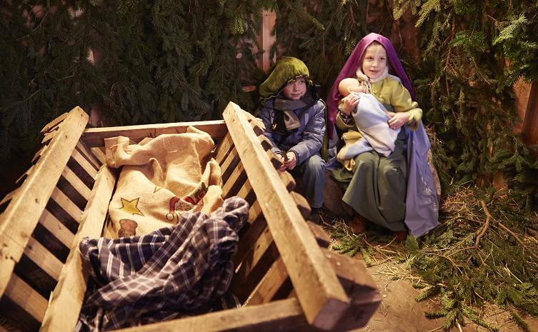 Traumstart und tolles Finale beim Weihnachtsmarkt
