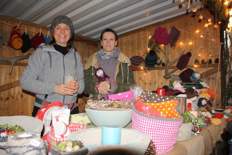 Besucherrekord: 10.000 beim Weihnachts-Waldmarkt