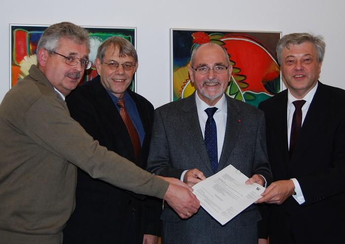WaldKulTour – Förderung für Pilotregion Arnsberger Wald