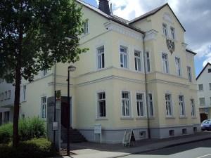 Das Gebäude der Stadtbibliotek Sundern. (Foto: Stadtbibliothek Sundern)