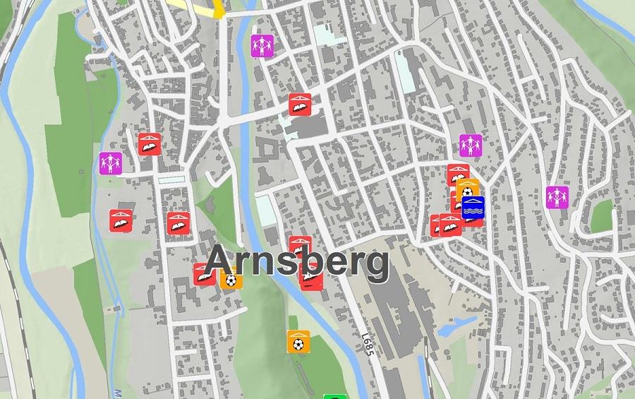 In Arnsberg wächst das städtische Open-Data-Portal