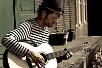 Radio Lukas spielt handgemachten Pop, Rock, Folk und Jazz in Hektors Bistro. (Foto: Veranstalter)