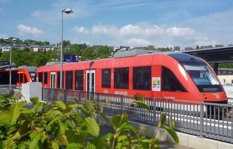 Elektrifizierung der Oberen Ruhrtalbahn könnte Modellprojekt werden