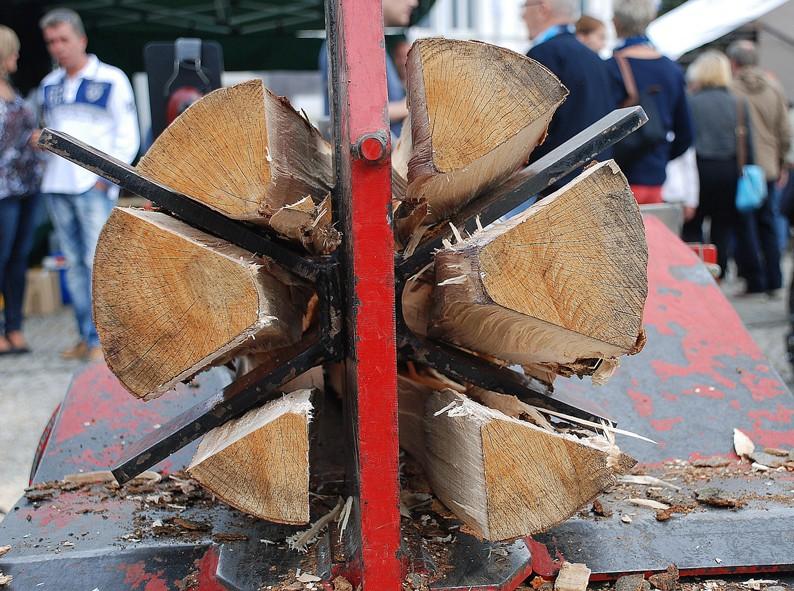 3. Arnsberger Holzmarkt präsentiert über 50 Aussteller