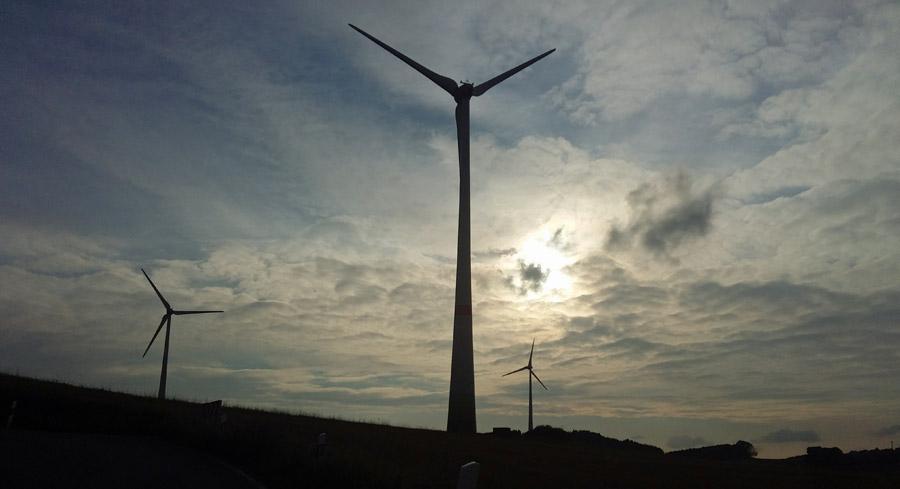 Windräder in Holzen und Madfeld genehmigt