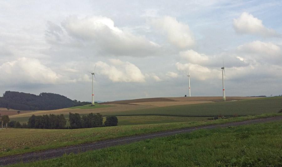 Holzener wollen nur drei von sieben Windrädern durchgehen lassen
