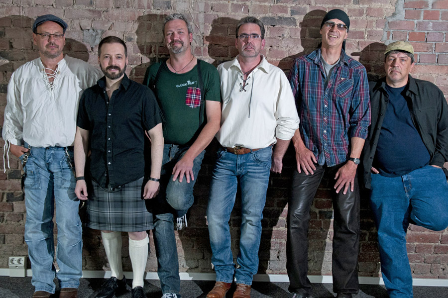 "Celtic Folk Rock mit ""Connemara Stone Company""  in der Molke"