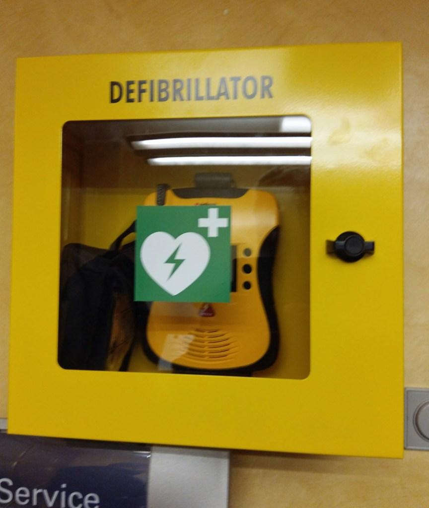 Hagen hat jetzt einen 24 Stunden zugänglichen Defibrillator
