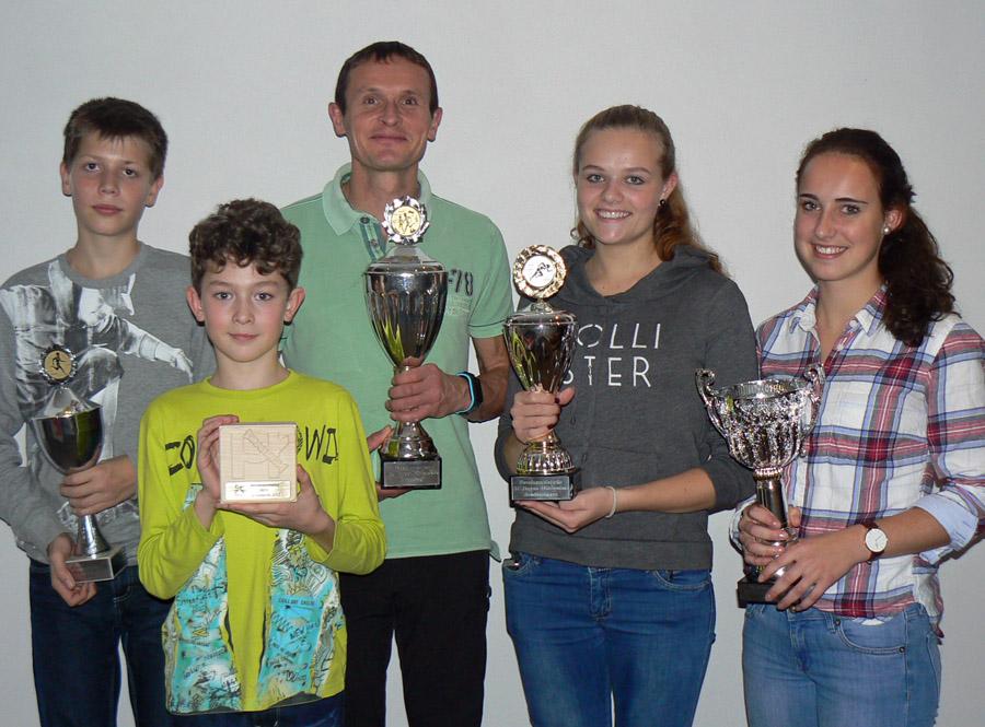 SC Hagen-Wildewiese ermittelt im Saisonfinale seine Vereinsmeister