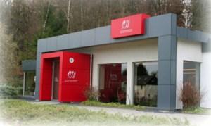 Das Schwiedinghauser 1220 an der Jahnallee. (Foto: Webseite)