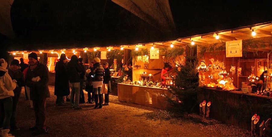 Wildwald hat den etwas anderen Weihnachtsmarkt