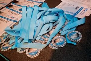 Der LAC ehrte 141 Läufer. (Foto: LAC/Wolfgang Detemple)