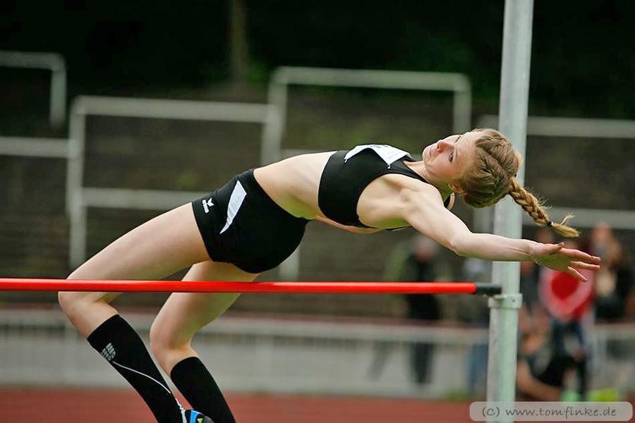 Wechselt nach Münster: LAC-Athletin Natalie Wieser. (Foto: LAC)