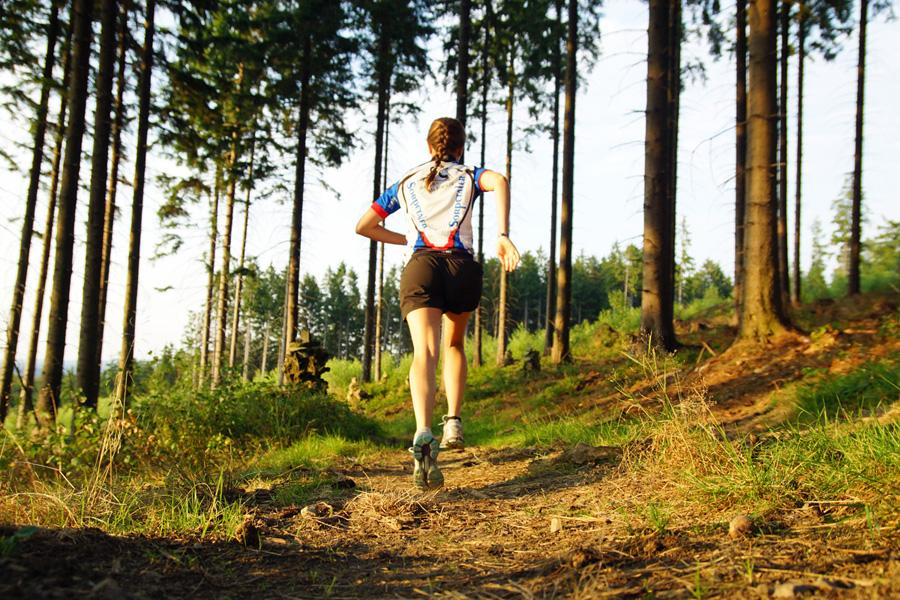 AOK-Trainingstag für Sauerland-Höhenflug-Trailrun