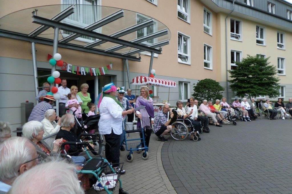 """Gesundheits- und Seniorenzentrum """"Am Bremers Park"""" feiert zehnjähriges Bestehen"""