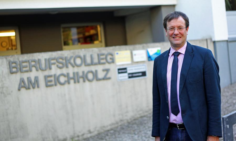 """Neuer Schulleiter: BKaE ein """"gut funktionierendes System"""""""