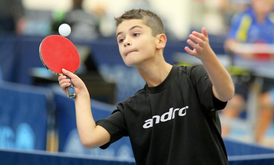 TuS lädt ein: Tischtennis für alle Kinder!