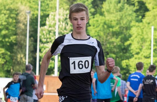 Lukas Klemenz mit erstem Sieg 2017