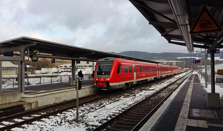 Zugausfälle im Sauerlandnetz – hoher Krankenstand bei Lokführern