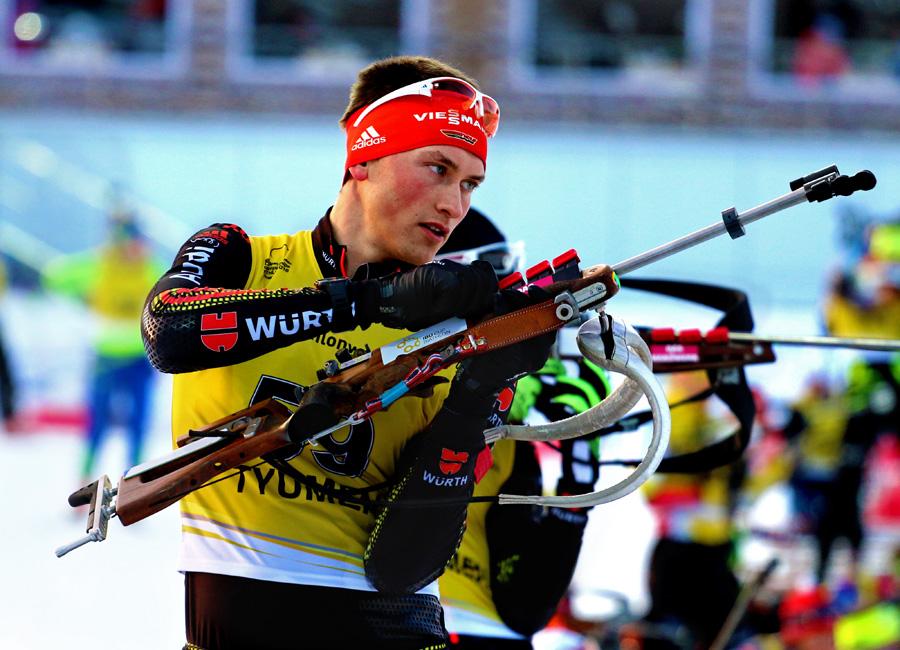 Neu bei Mega-Sports 2017: Borbet-Bike-Biathlon