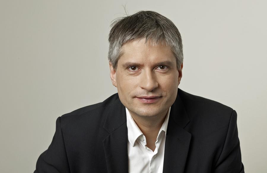 """Thema Europa: Top-Grüner Sven Giegold zur Diskussion im """"Cheers"""""""