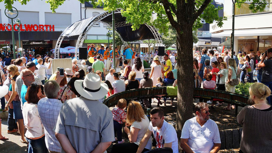 Sommerfest in Sundern – das Fest der Vereine