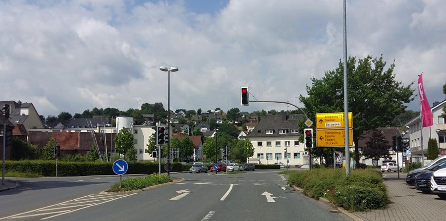CDU fordert Maßnahmen gegen Verkehrsinfarkt in Sundern