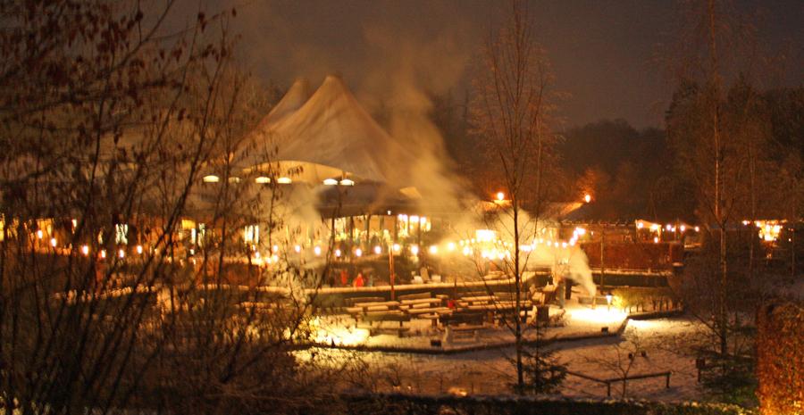 Wildwald: der etwas andere Weihnachtsmarkt am 2. und 3. Advent
