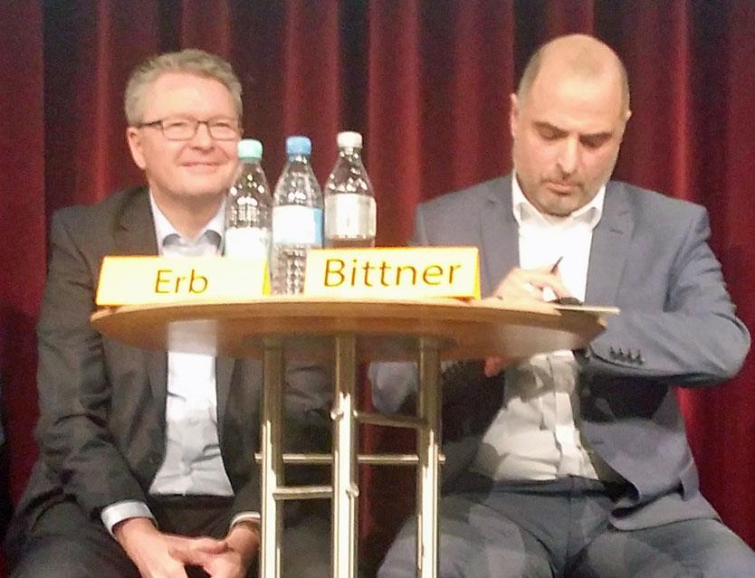 Bürgermeisterkandidaten auf den digitalen Zahn gefühlt