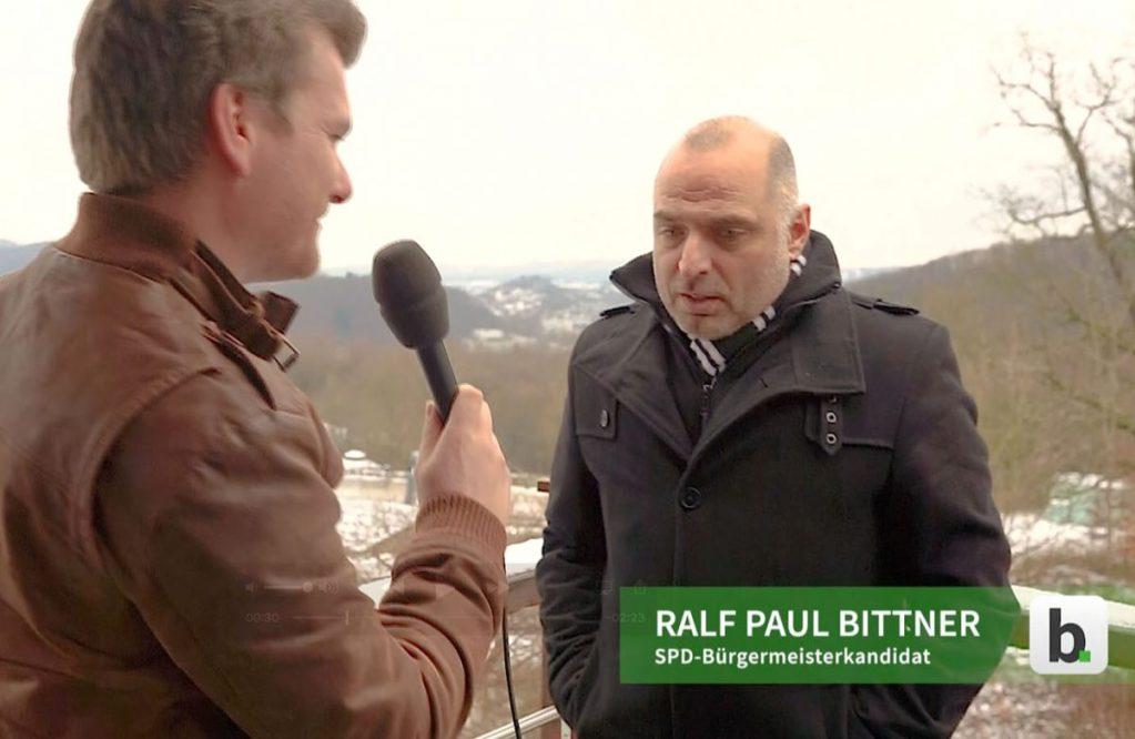 Arnsberg wählt: Video-Interview mit Bürgermeisterkandidat Ralf Paul Bittner (SPD)