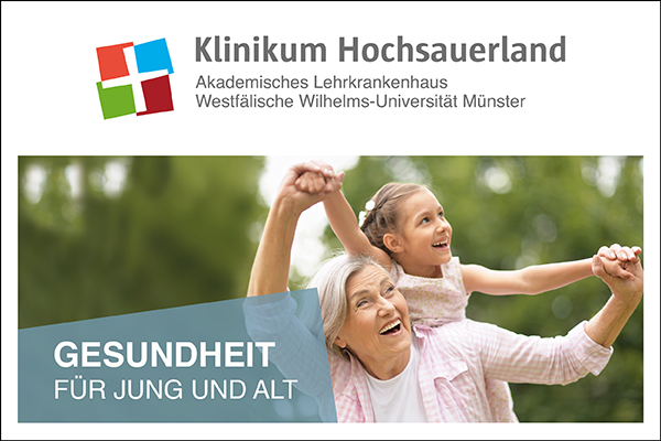 Klinikum Hochsauerland informiert: Arthrose und Gelenkbeschwerden – Mobilität erhalten