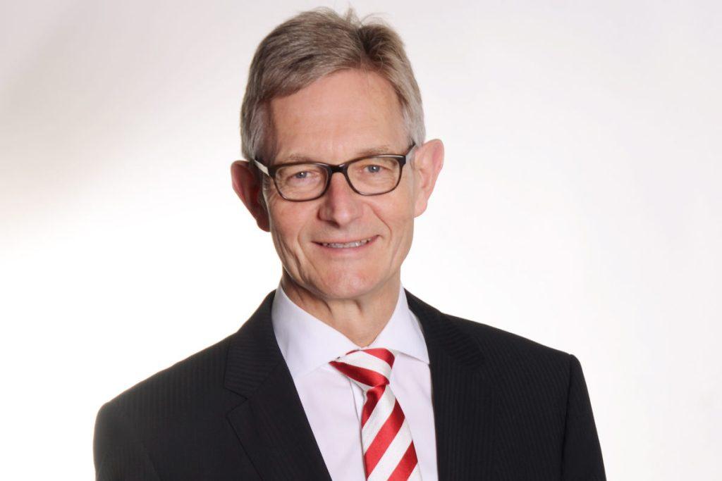Sparkassen-Chef Norbert Runde geht in den Ruhestand
