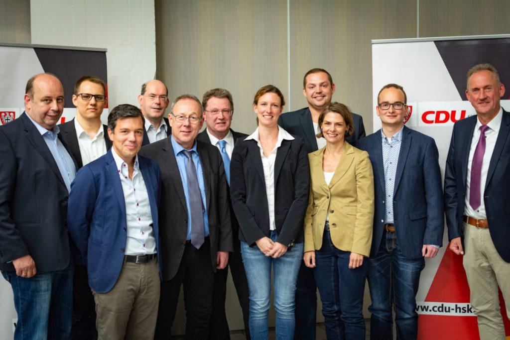 Peter Blume ist neuer Vorsitzender der CDU in Arnsberg