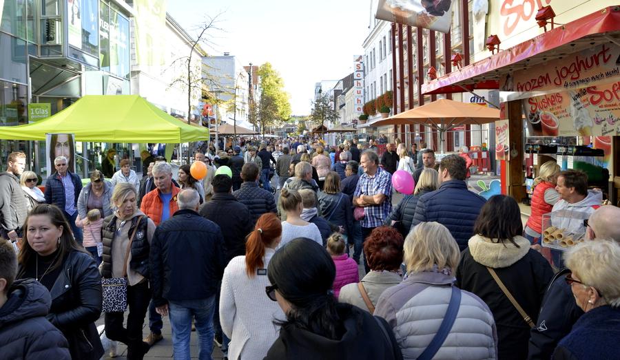 Aktives Neheim freut sich über fast 32.000 gezählte Innenstadtbesucher