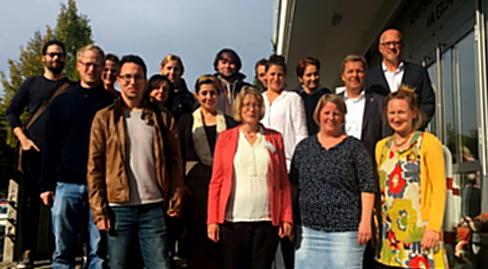Enge Kooperation zwischen Sekundarschulen und Berufskollegs