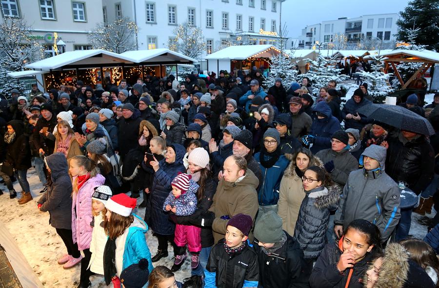 Weihnachtsmarkt in Arnsberg:  behaglicher und gastlicher Treffpunkt