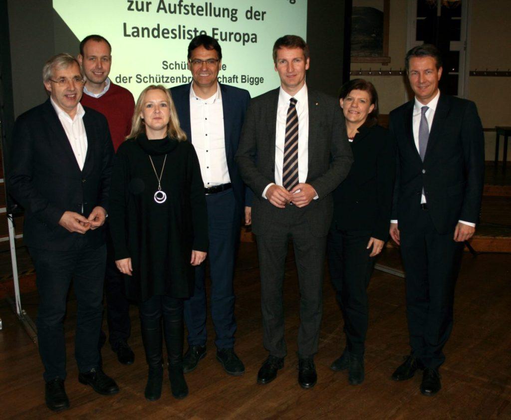 Rückenwind für Peter Liese: HSK CDU bereitet sich auf Europawahl vor